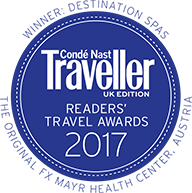 Condé Nast Traveller UK Edition - Readers' Travel Awards 2017